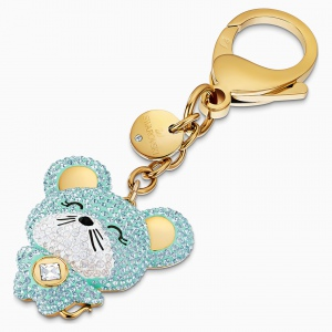 Brelok Swarovski - Zodiac Bag Charm, Light Multi-Colored, 5522153
