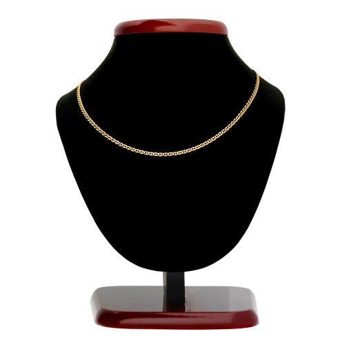 Złoty Łańcuszek Gucci 55cm pr. 585