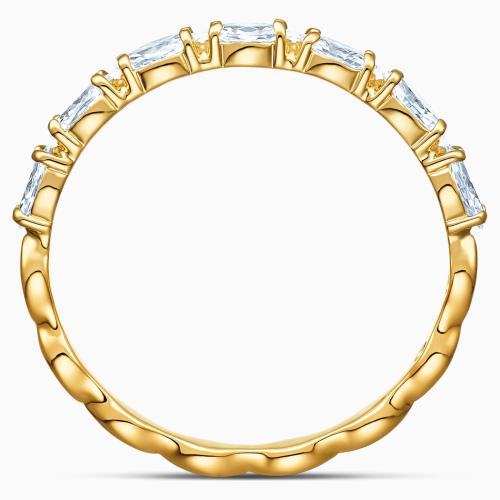 Pierścionek Swarovski - Vittore, Gold