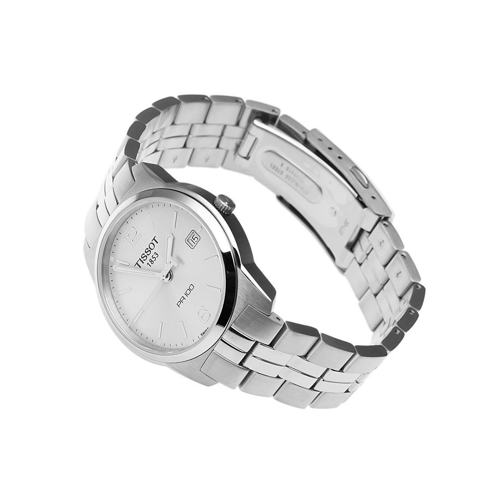 Tissot T-Classic T049 410 11 033 01 PR 100 Gent Steel