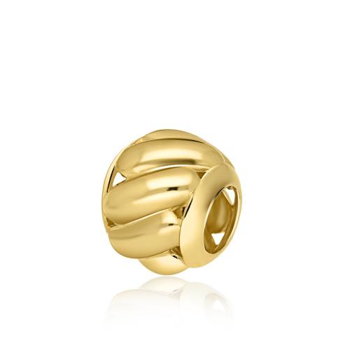 Złota zawieszka - Charms pr.585