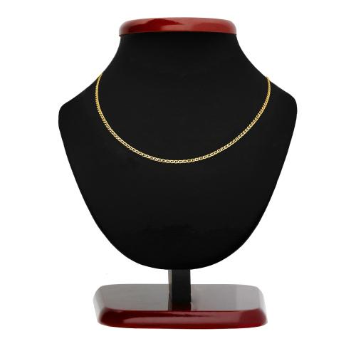 Złoty łańcuszek - Gucci 50cm pr.333