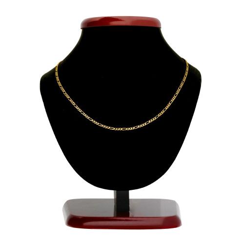 Złoty Łańcuszek Figaro 50cm pr. 333