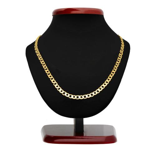 Złoty łańcuszek - Pancerka 60cm pr.585