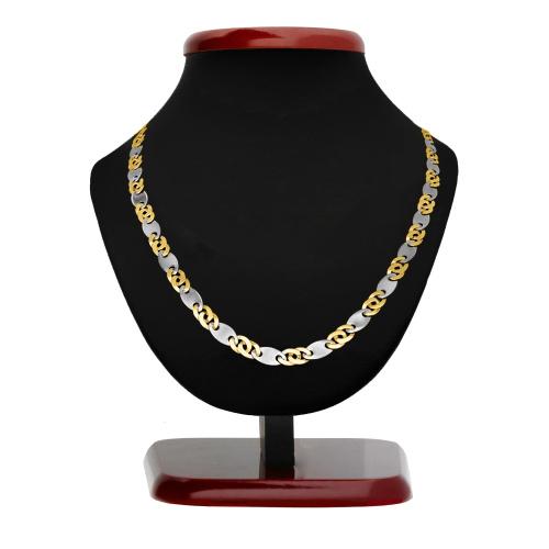 Złoty naszyjnik 60cm pr.585