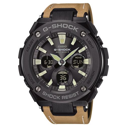 Zegarek Casio G-SHOCK GST-W130L-1AER G-Steel
