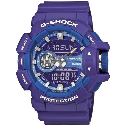 Zegarek Casio G-SHOCK GA-400A-6AER
