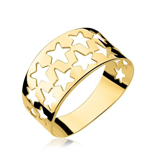 Złoty pierścionek - Gwiazdy pr.333