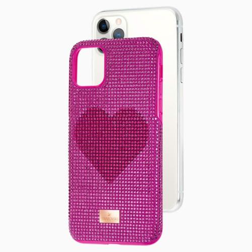 Etui Swarovski - Crystalgram Heart iPhone® XS Max 5540720