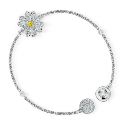 Swarovski - Remix Collection Flower Strand, Silver 5520651