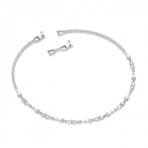 Zestaw Swarovski - Perfection, Silver 5515515
