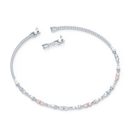 Naszyjnik Swarovski - Perfection, Silver 5515514