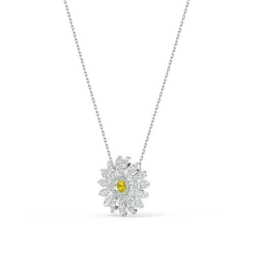 Naszyjnik Swarovski - Eternal Flower, Silver 5512660