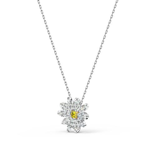 Naszyjnik Swarovski - Eternal Flower, Silver 5512662