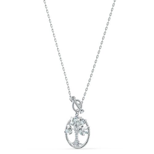 Naszyjnik Swarovski - Symbolic Tree of Life, Silver 5521463