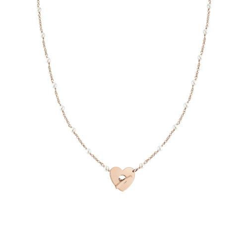 Naszyjnik Nomination Mon Amour - 'Heart' 027249/022