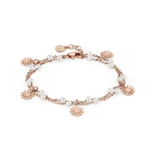 Bransoletka Nomination Mon Amour - 'Flower Pendants' 027246/043