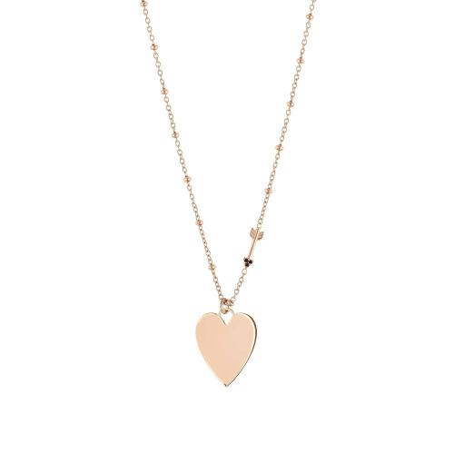 Naszyjnik Nomination Antibes - 'Heart' 148305/002