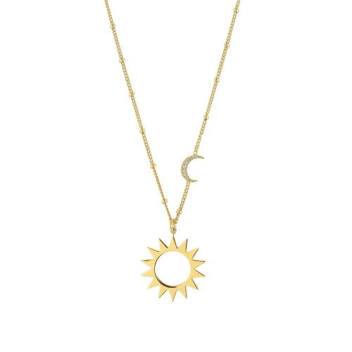 Naszyjnik Nomination Antibes - 'Moon and Sun' 148305/021