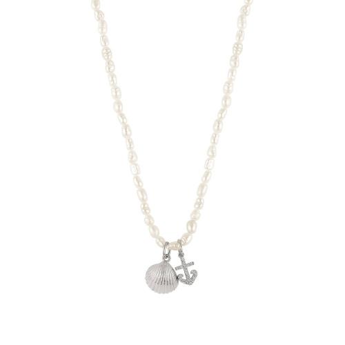 Naszyjnik Nomination Antibes - 'Pearls and Pendants' 148309/013