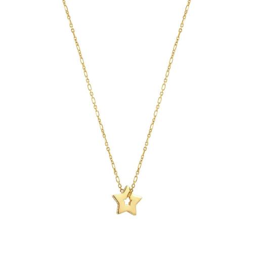 Naszyjnik Nomination Antibes - 'Gold Flower' 148202/012