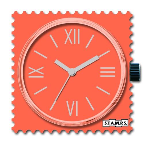 Zegarek S.T.A.M.P.S. - Uhrenmotiv Fresh Coral 105760