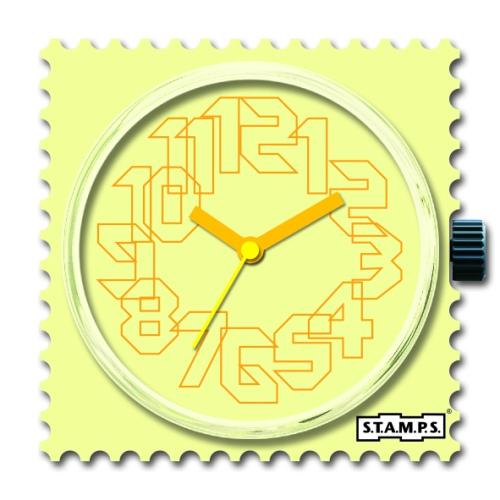 Zegarek S.T.A.M.P.S. - Yellow Iris 105755