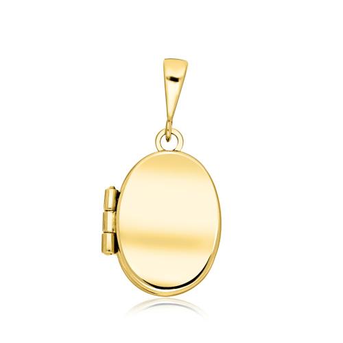 Złota zawieszka - Sekretnik pr.585