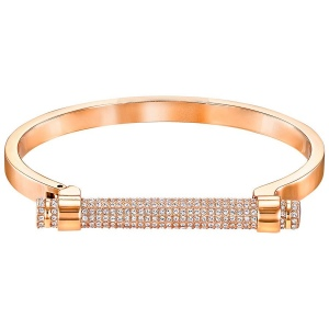 Bransoletka SWAROVSKI - Friend Bangle Rode Gold 5216936