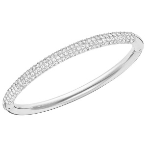 Bransoletka SWAROVSKI - Stone Mini Bangle Silver 5032846