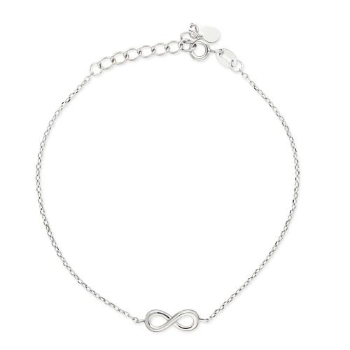 Srebrna bransoletka - Nieskończoność pr.925