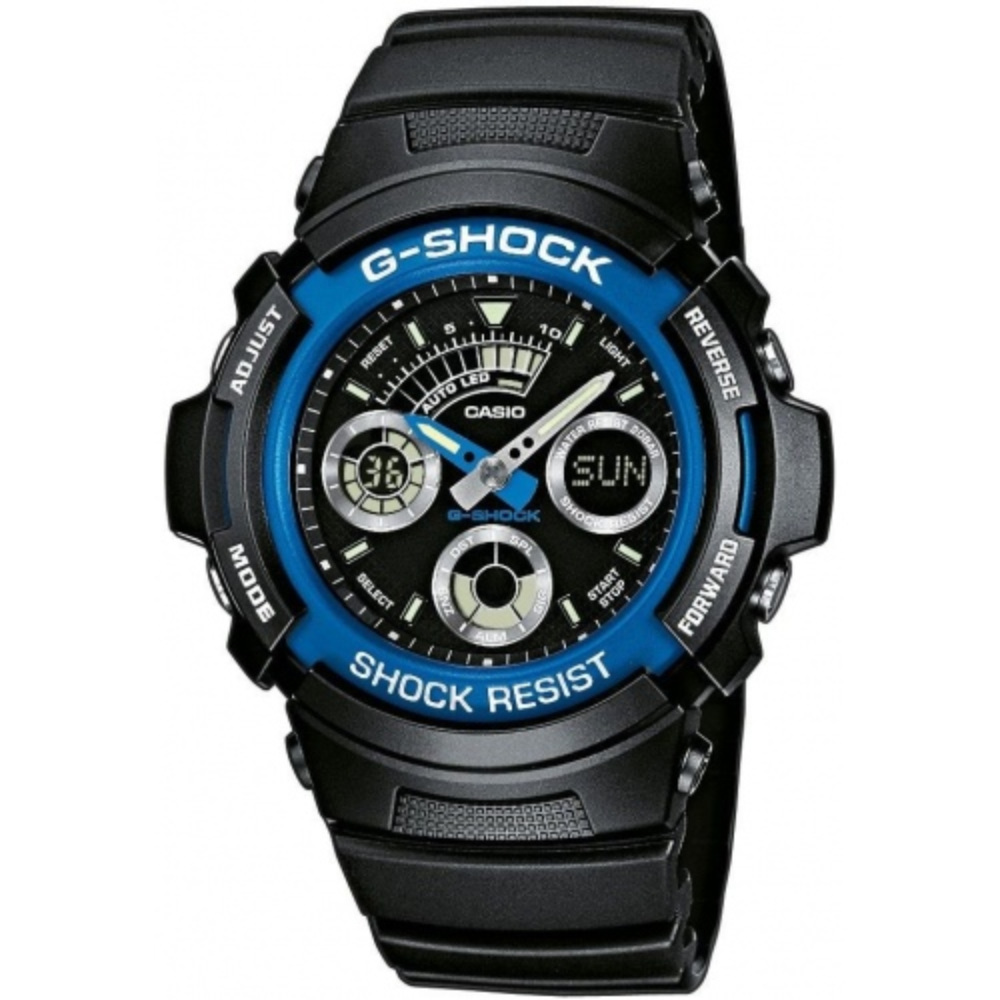 CASIO G-SHOCK AW-591-2AER