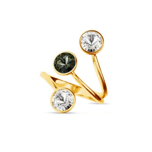 Spark pierścionek Rotundus PJG1122SS29CBD1