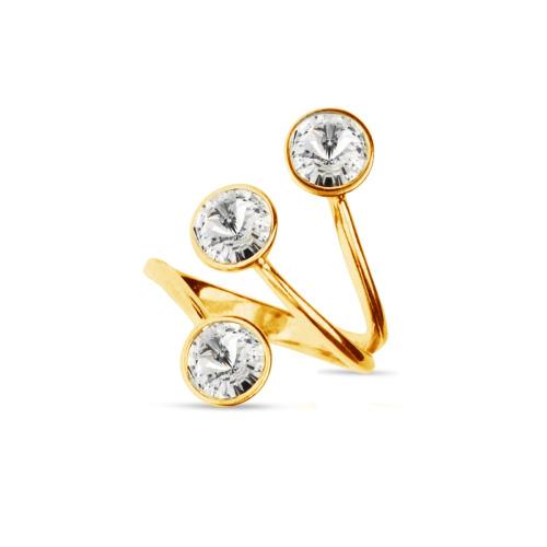 Spark pierścionek Rotundus PJG1122SS29CC1
