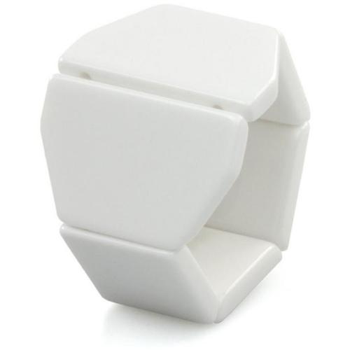 Bransoleta STAMPS - Belta-Y White 102563/0200