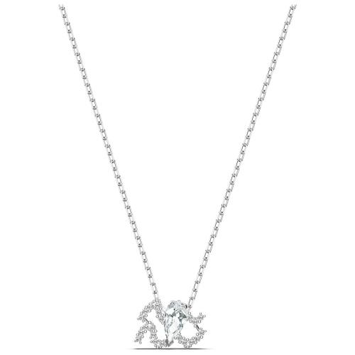 Naszyjnik Swarovski - Zodiac II Aquarius, Silver & Gold 5561421