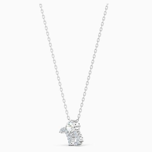 Naszyjnik Swarovski - Zodiac II Capricorn, Silver & Gold 5563892