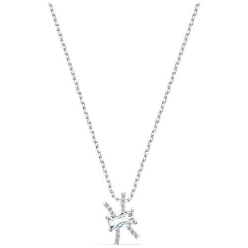 Naszyjnik Swarovski - Zodiac II Pisces Silver & Gold 5563896
