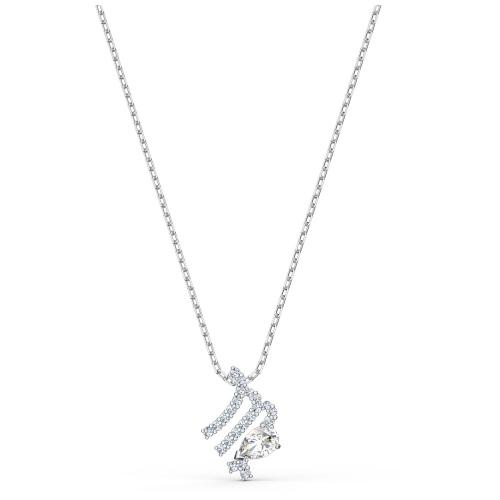 Naszyjnik Swarovski - Zodiac II Virgo, Silver & Gold 5563899