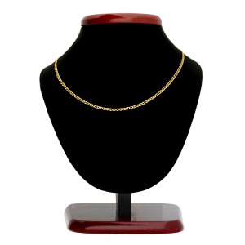 Złoty łańcuszek - Gucci 55cm pr.333