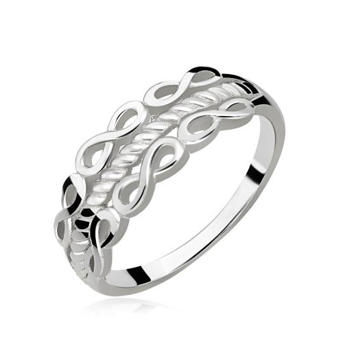 Srebrny pierścionek - Nieskończności pr.925