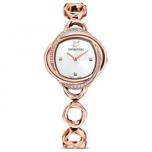 Zegarek Swarovski - Crystal Flower, Rose Gold 5547626