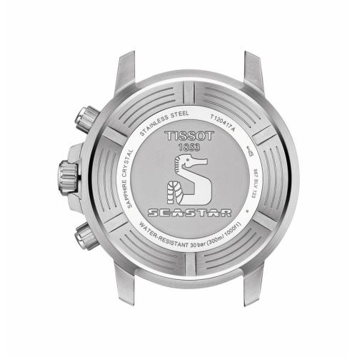 Zegarek Tissot T120.417.11.091.00 Seastar 1000