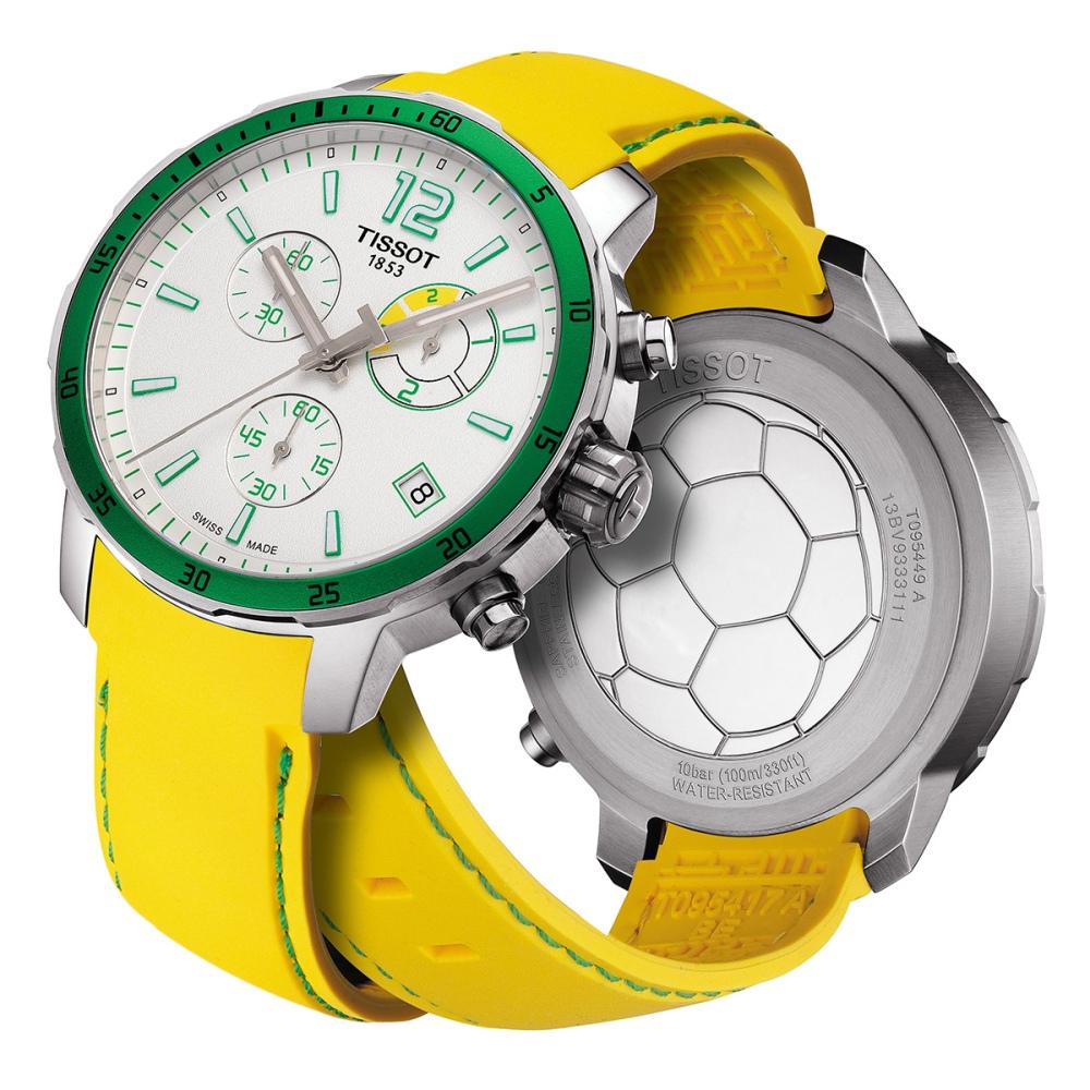 Tissot T-Sport T095 449 17 037 01 QUICKSTER