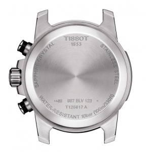 Zegarek Tissot T125.617.16.051.01 Supersport