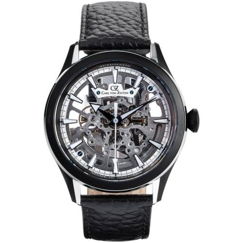 Zegarek Carl von Zeyten CVZ0065BKWH Waldkirch