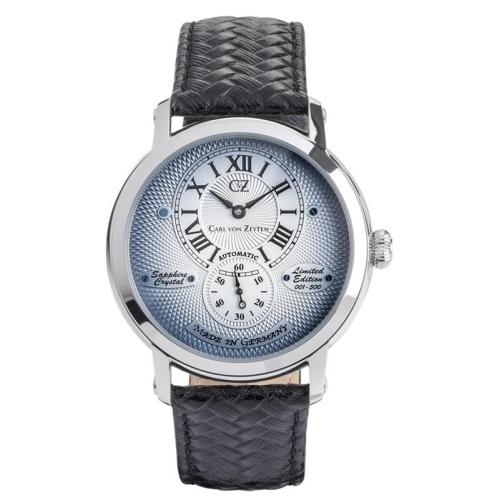 Zegarek Carl von Zeyten CVZ0066WH Kandel Automatic Limited Edition