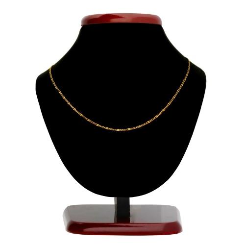 Złoty Łańcuszek Figaro 42cm pr. 585