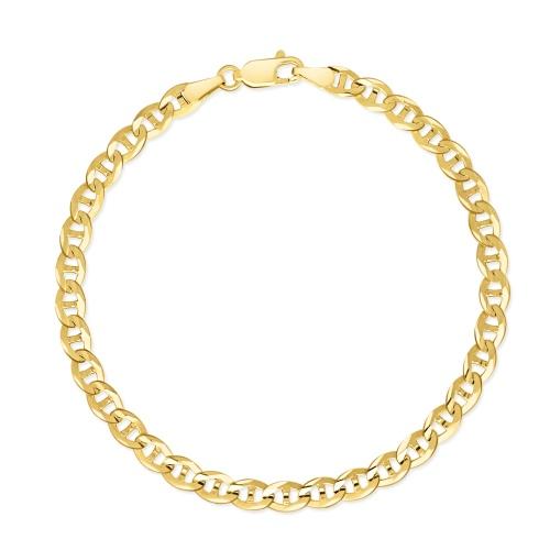 Złota Bransoletka Gucci 19cm pr.585