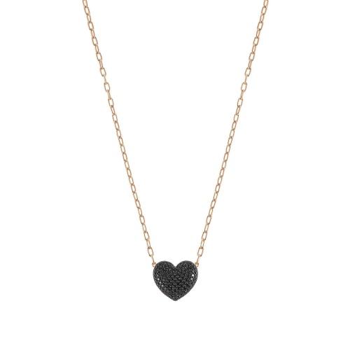 Naszyjnik Nomination Easychic - 'Heart' 147918/020